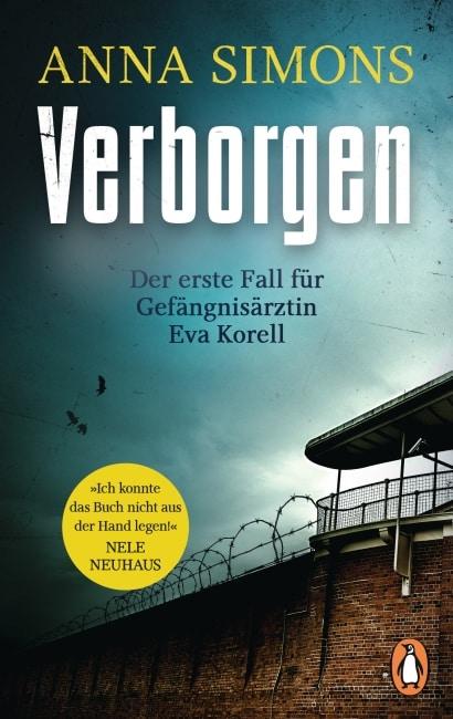 Interview über das Buch: Verborgen mit Anna Simons - Podcast