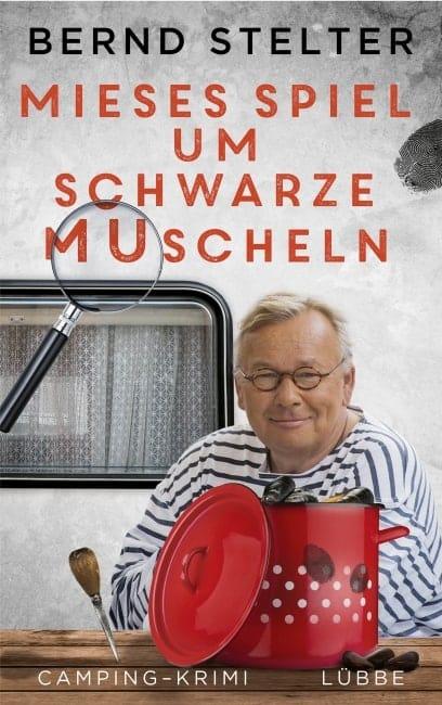 [Podcast] Interview mit Bernd Stelter über das Buch: Mieses Spiel um Schwarze Muscheln 2