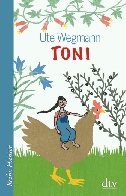 [Podcast] Interview mit Ute Wegmann über das Buch : Toni - Podcast
