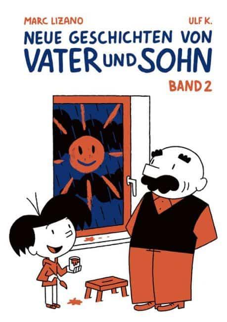 Neue Geschichten von Vater und Sohn (Band 2) – Marc Lizano, Ulf K.