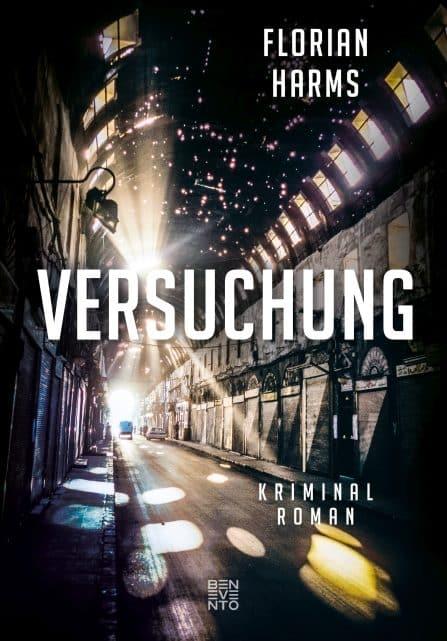 Interview über das Buch: Versuchung mit Florian Harms – Podcast