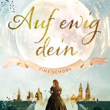 Interview mit Eva Völler über das Buch - Time School - Auf Ewig Dein