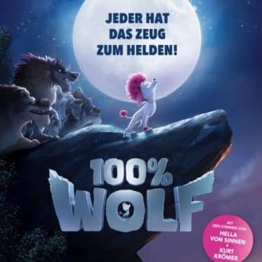 [Kino] 100% Wolf ab 01.07.2021 im Kino