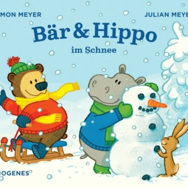 [ Rezension] Bär & Hippo im Schnee – Julian Meyer, Timon Meyer