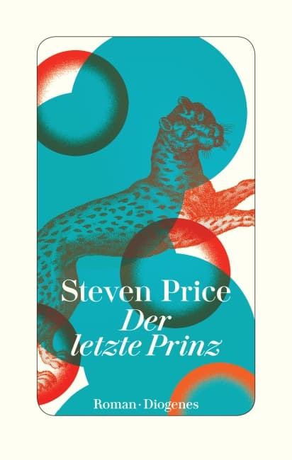 [Interview] Steven Price über das Buch: Der letzte Prinz 2