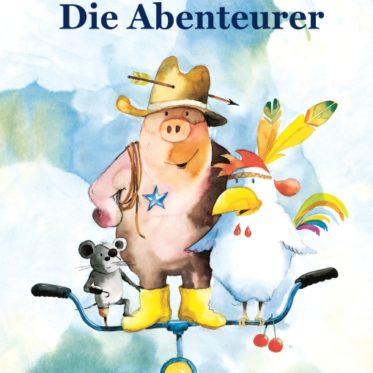 [Rezension] Die Abenteurer – Helme Heine