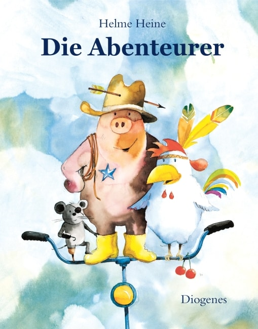[Rezension] Die Abenteurer – Helme Heine 2