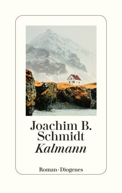 [Interview] Joachim B. Schmidt über das Buch: Kalmann 2