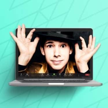 [Online-Event] Ist das noch alles Real? – Zaubershow mit Alexander Merk