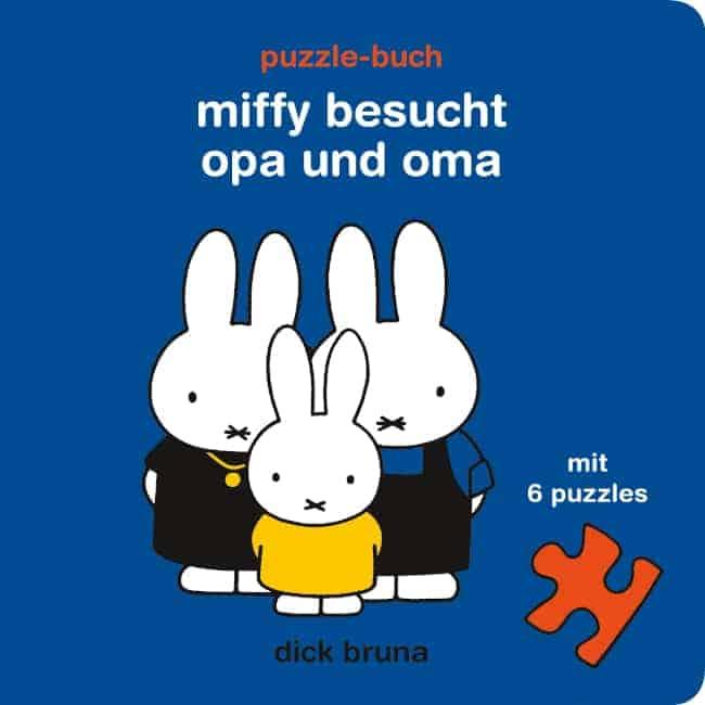[Rezension] Miffy besucht Opa und Oma – Dick Bruna 6