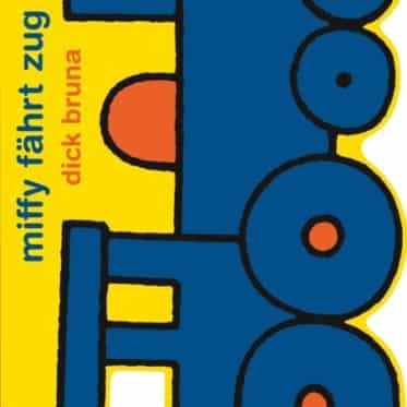 [Rezension] Miffy fährt Zug – Dick Bruna