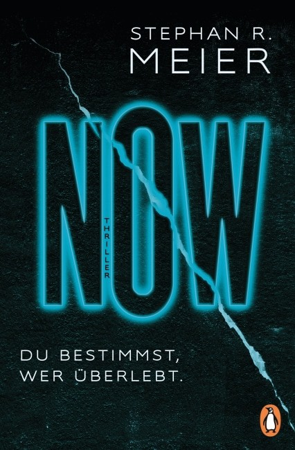 Interview mit Stephan R. Meier über das Buch : NOW Du bestimmst, wer überlebt.