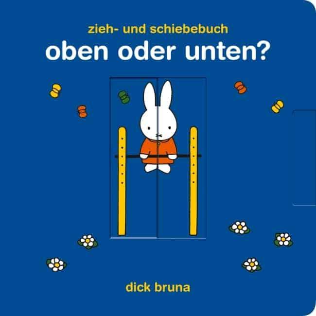[Rezension] Oben oder unten? – Dick Bruna 2