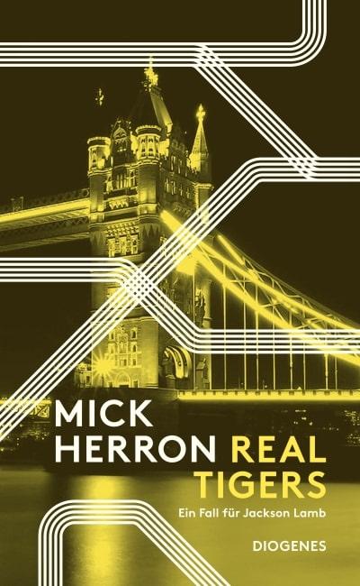 [Interview] Mick Herron über das Buch: Real Tigers 2