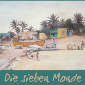 [Podcast] Autorenlesung Helmut Tietz - Die sieben Monde