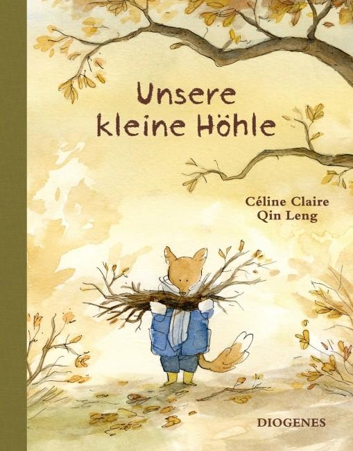 [Rezension] Unsere kleine Höhle – Céline Claire, Qin Leng 2